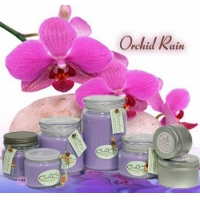 Jar Soy Candles Orchid Rain