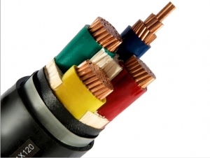 China Bare Conductor Fire Resistant Cable on sale