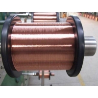Bare Conductor CCA Copper Clad Aluminum Wire