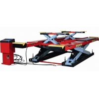 China Wheel alignment Hydraulic Car scissor lift with 4000kg capacity on sale