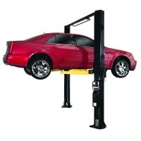 Two Post Clear floor type Auto Hydraulic car Lift for car lifting
