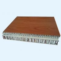 Fireproof Formica HPL Aluminum Honeycomb Panels For Ship Decoration