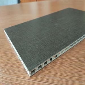 China Fireproof High Pressure Laminate with Aluminum Honeycomb Panels for Marine Decoration on sale