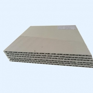 China 6mm Thick Aluminium Corrugated Panels For Signage Board on sale