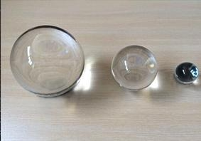 China Fused Silica Ball Lenses on sale