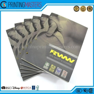 China High Quality Book Printing Perfect Binding With Sewn on sale