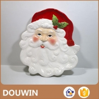 China Ceramic Christmas Butter Plate for Promotion on sale