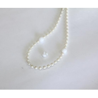 bead chain Bracket for bamboo blind