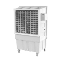 Centrifugal Air Cooler 750W 22000 m3/h Portable Air Cooler Number: CYP-22000