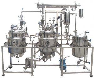 China extraction and concentration equipment on sale