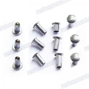 China 201704131284steel semi-tubular rivets galvanized on sale