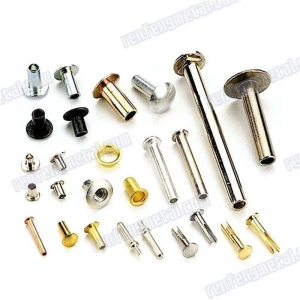China 201704131286stainless steel semi-tubular rivets dacromet on sale