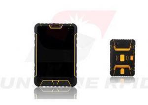 China IP67 Android Tablet RFID Reader , Handheld RFID Reader Android With Fingerprint Reader on sale