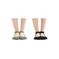 Non-slip leather mats-Yoga toe stockings