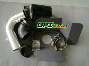 China Black Cold Air Intake Filter for 03-07 Dodge Ram 2500 3500 5.9L L6 Turbo Diesel on sale