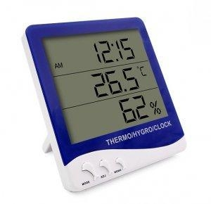China Temperature Humidity Meter Digital Hygrometer Monitor on sale