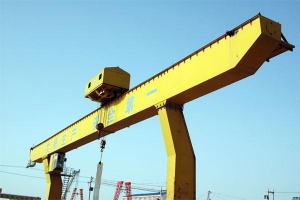China Single Beam Gantry Crane on sale
