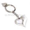 China The Sexy New Creative Romantic Heart Lovers Keychain Key Chain Diamond Pendant Bag Ornaments for sale