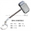 China DC Character Thor Hammer Fine Pendants Key Buckle Anime Surrounding for sale