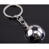 China Creative Alloy Football Keychain World Cup Souvenir Key Buckle Business Gift Customizable Logo for sale