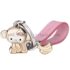 China Valentine's Day Key Monkey Key Ring Cute Key Ring Korean Key Chain Female Car Hanging for sale