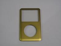 China Iphone 6 6plus parts iPod Classic 6th Gen Gold Plated Front Cover on sale