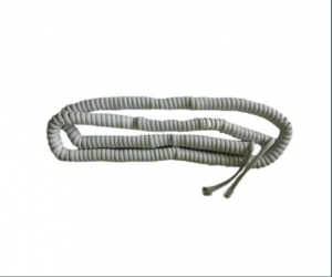 China HANDSET CORD TELEPHONE CABLE A: 4P2C B: 4P4C A/V Cable on sale