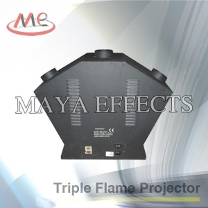 China Triple Flame Projector on sale