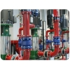 China Project Fire pump roon for sale