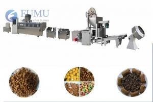 China Floating fish pet feed pellet machine on sale
