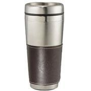 China Cutter & Buck American Classic Leather Tumbler 16 oz. on sale