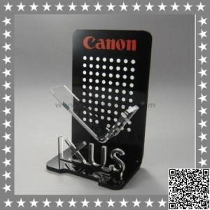 China Digital Camera Acrylic Display Stands on sale