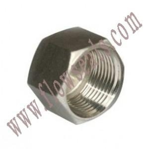 China STAINLESS STEEL SCREWED CAP on sale