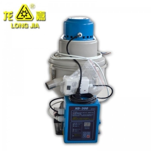 China Wire and cable XD-300 charging machine Suction machine Full automatic material feeding machine on sale