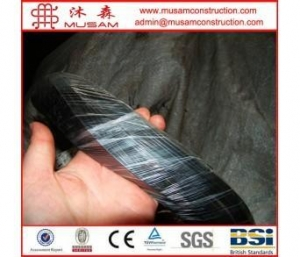 China Soft black annealed iron tie wire on sale