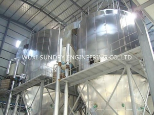 China Spray Dryer Machine Price Design For Sale on sale