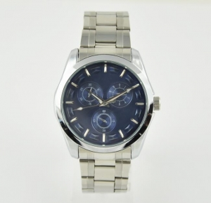 China High Quality Stainless Steel Couple Watch on sale