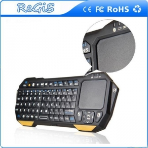 China Backlit Bluetooth Touch Mini Keyboard Android Aerial Mouse And Keyboard Set on sale