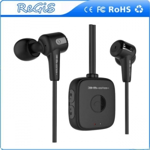 China Active Noise Cancelling Bluetooth Headset Earphone Bass Wireless Earbuds Earphones With Microphone on sale