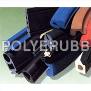 China Silicone Rubber Extruded Profiles on sale