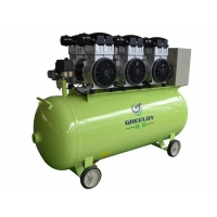 Powerful Silent Oil Free Dental Air Compressor