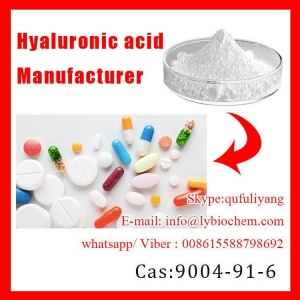China Hyaluronic acid Powder (food grade & cosmetic grade) on sale