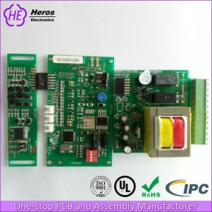 China printed circuit assembly for leakage alarm detector on sale