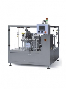 China Bag Packaging Machine by Pouch Type Spout Sealing Machine on sale