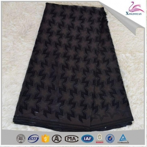 China 2017 Laser Cut Embroidery Fabric for Clothing on sale