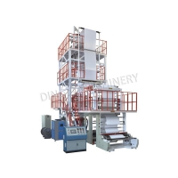 3 layer co extrusion blown film extrusion line, 3 layer co extrusion