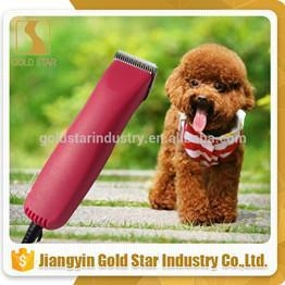 China Hot Selling pet grooming tool professional electric dog hair clipper with competitive price on sale