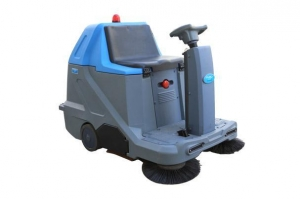 China FE1000/1100 ride-on floor sweeper on sale