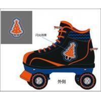 Skate HM013729disco FLASHING quad skate