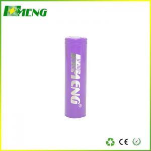 China MENG Hot Selling Purple Li-ion Battery Type 18650 45A 3100mAh 3.7V Best Mod Battery on sale